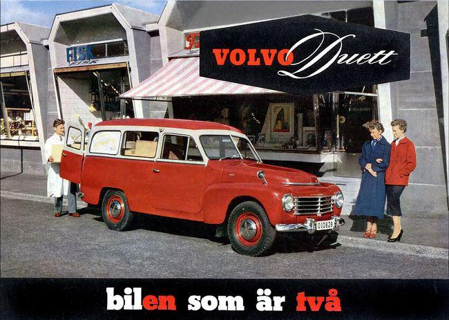 Volvo Duett 3