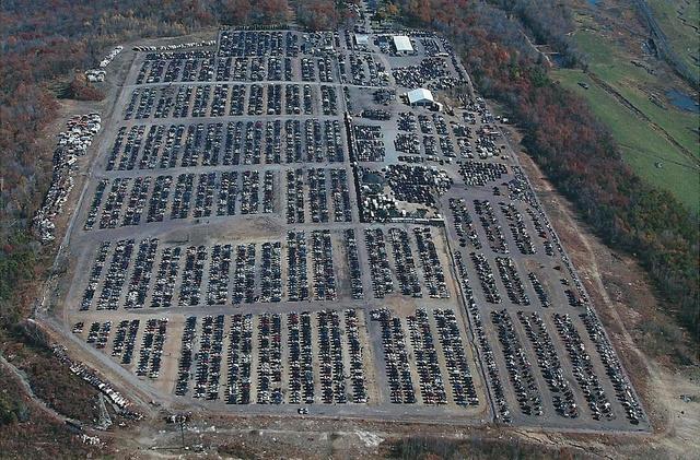 Los Diez Cementerios Del Transporte M 225 S Impresionantes Del