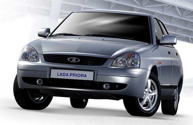 lada priora 2012