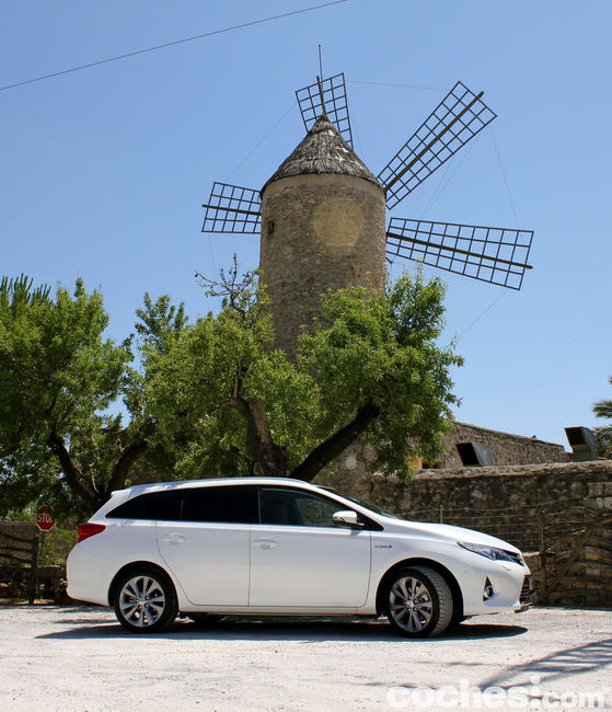 prueba Toyota Auris Touring Sports 02