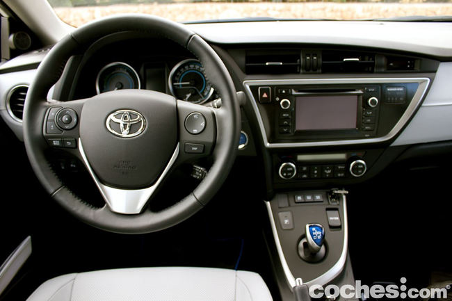 prueba Toyota Auris Touring Sports 10