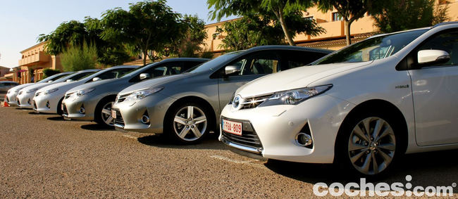 prueba Toyota Auris Touring Sports 36