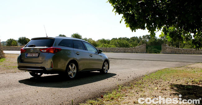 prueba Toyota Auris Touring Sports 41