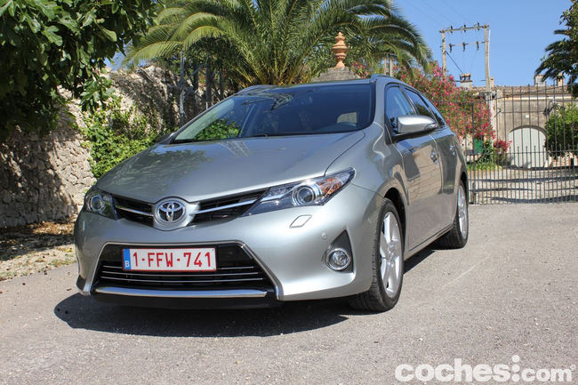 prueba Toyota Auris Touring Sports 49