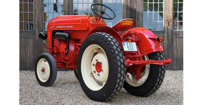 1958 Porsche-Diesel Junior 3
