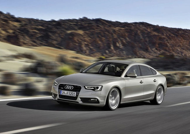 Audi A5 Sportback Advenced Edition