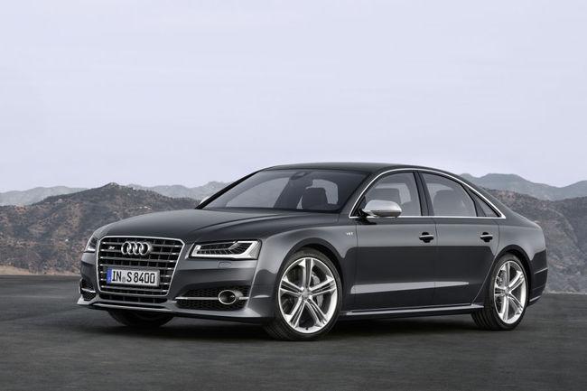 Audi A8 2013 13