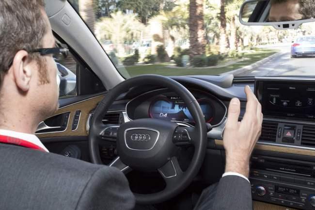 Audi conduccion autonoma