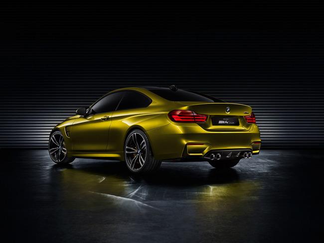 BMW M4 Concept 2013 01