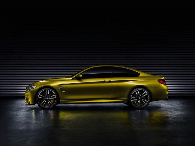 BMW M4 Concept 2013 11