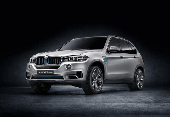 BMW X5 eDrive Concept 2013 01