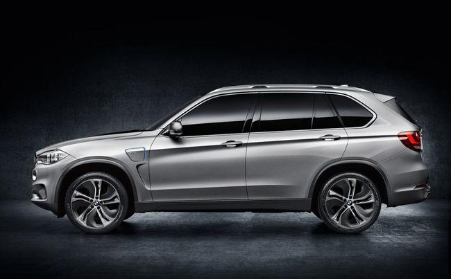 BMW X5 eDrive Concept 2013 06