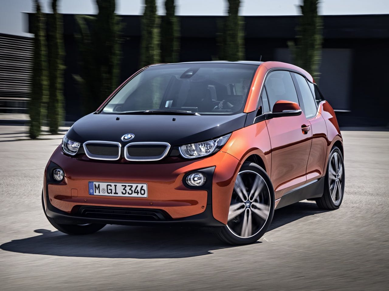 BMW i3 2013 – 27