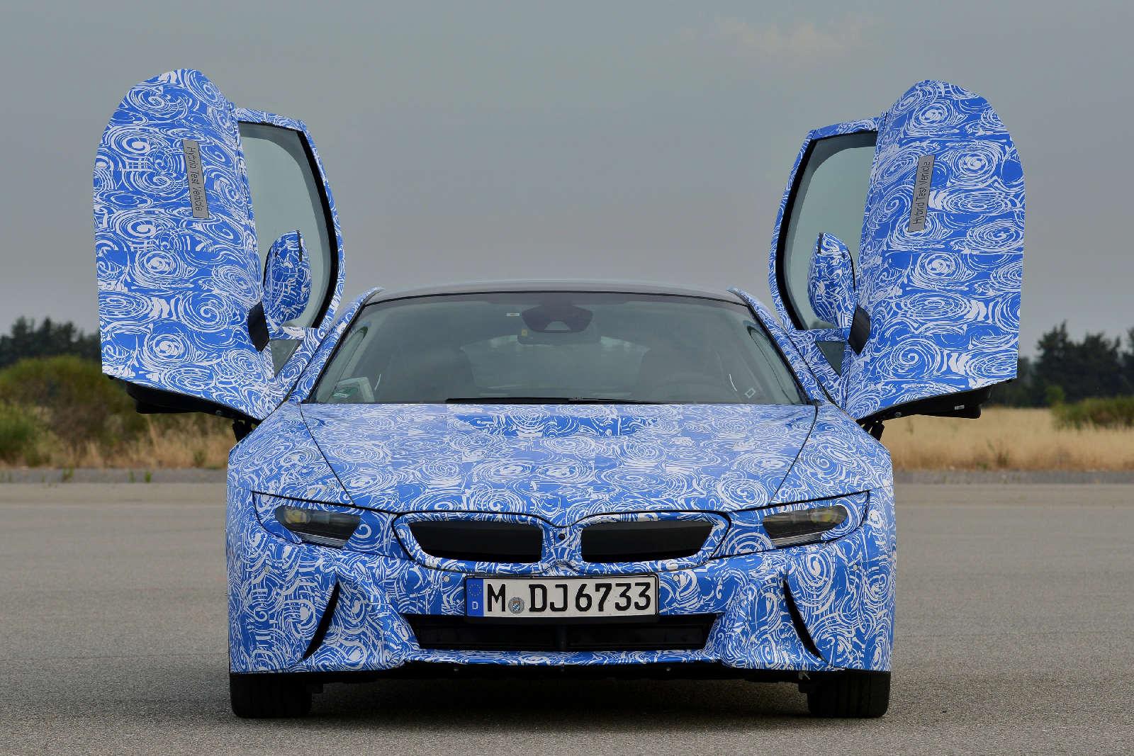 BMW i8 2013 2013 16