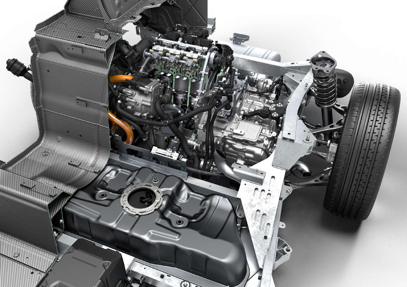 BMW i8 2013 2013 4