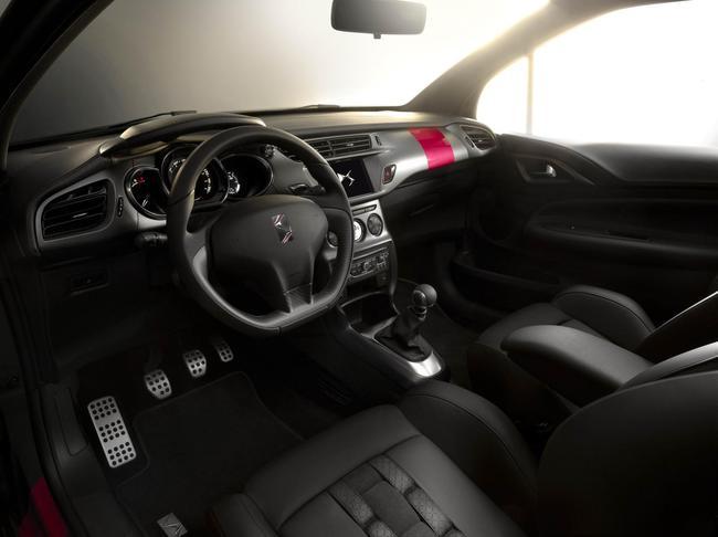 Citroen DS3 Cabrio Racing 3