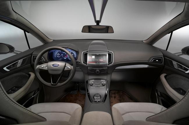 Ford S-Max Concept 2013 05 interior