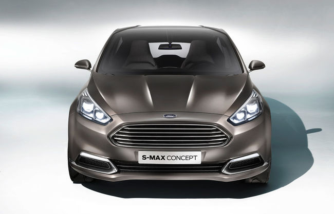 Ford S-Max Concept 2013 14