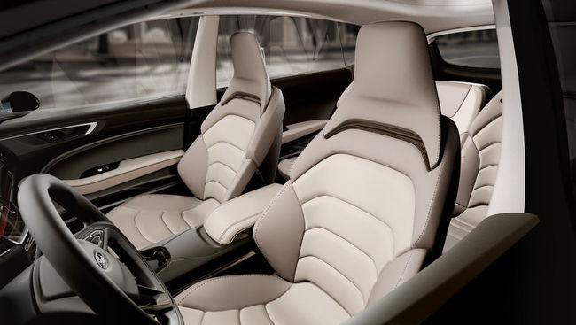 Ford S-Max Concept 2013 22 interior