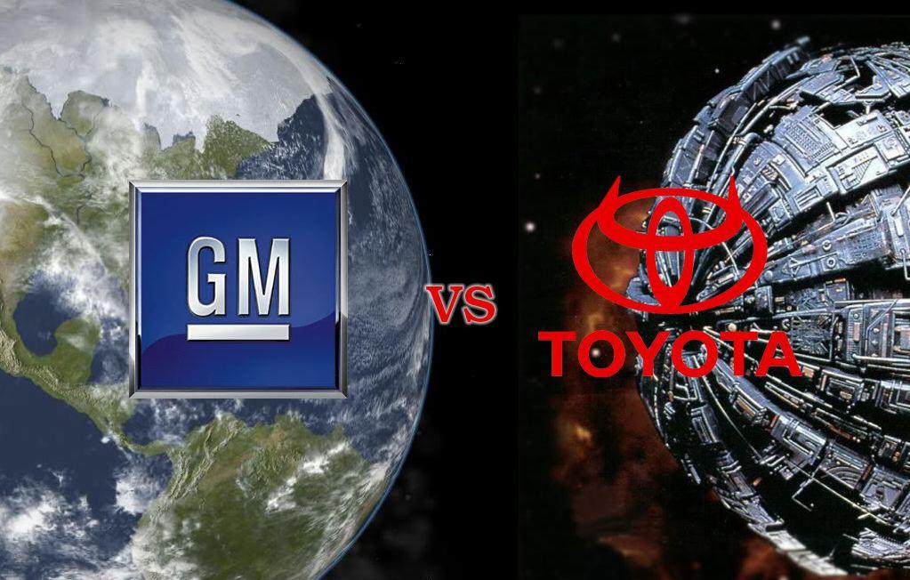 GM Toyota