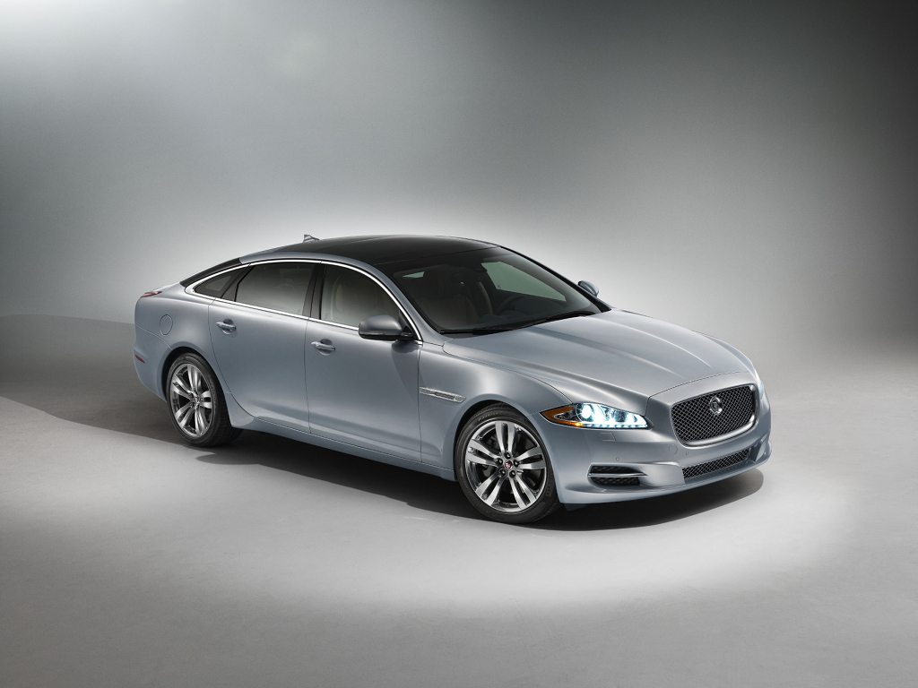 Jaguar XJ 2014 1
