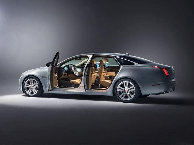 Jaguar XJ 2014 2