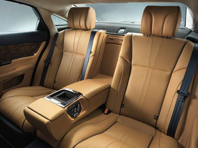 Jaguar XJ 2014 7