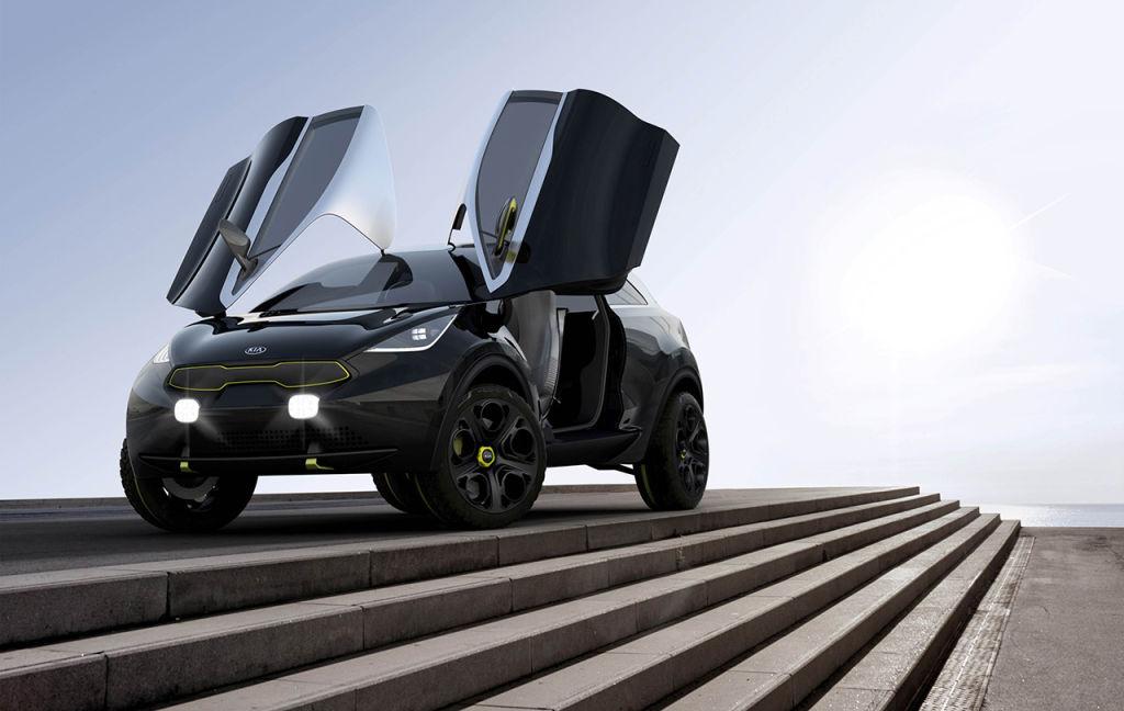 Kia Niro Concept 01