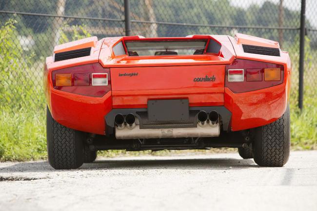 Lamborghini Countach LP400 Periscopica 1