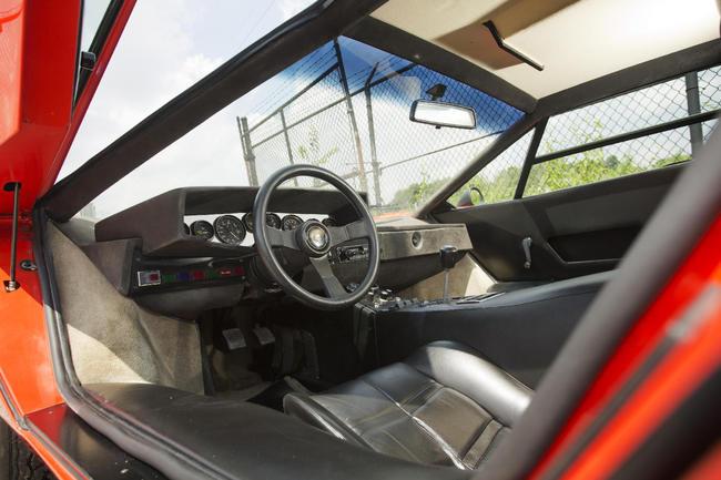 Lamborghini Countach LP400 Periscopica 19