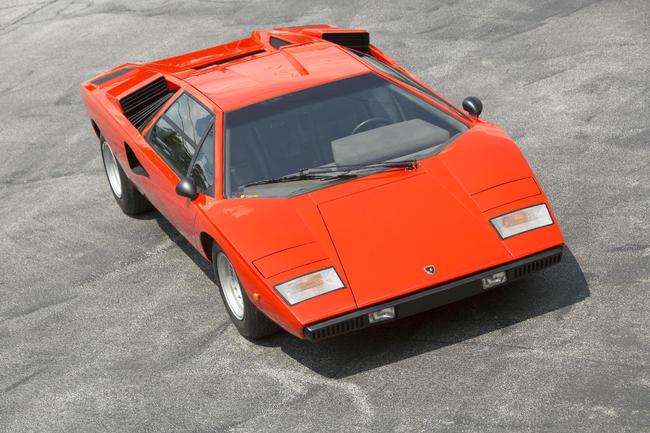 Lamborghini Countach LP400 Periscopica 34