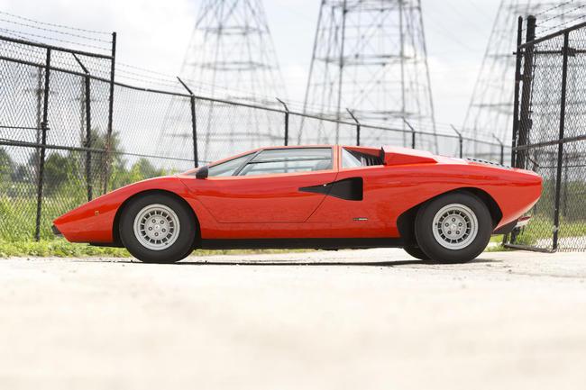 Lamborghini Countach LP400 Periscopica 8