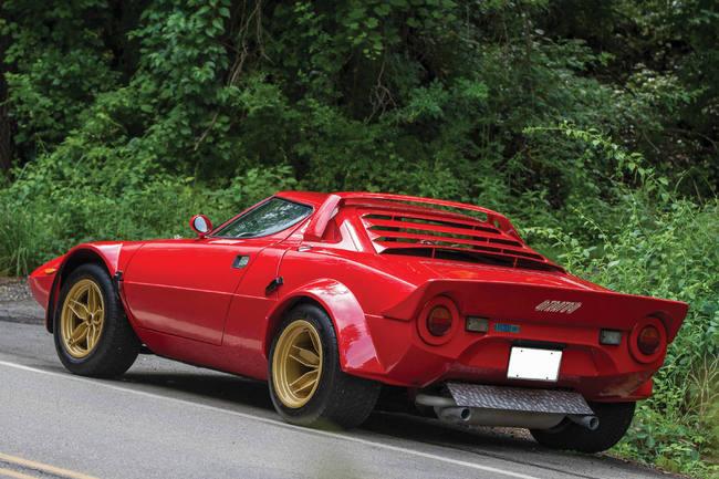 Lancia Stratos 1975 Bertone 1