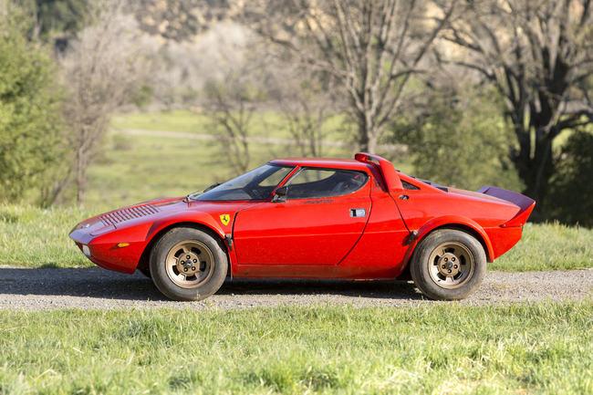 Lancia Stratos HF Stradale 1972 15