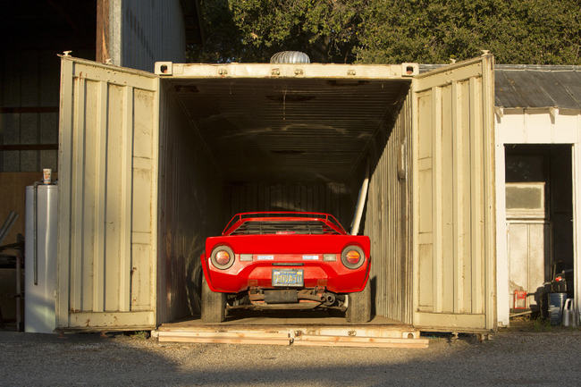 Lancia Stratos HF Stradale 1972 9