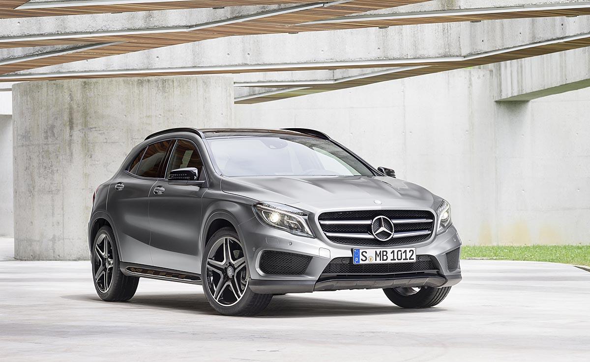 Mercedes GLA 2014 01