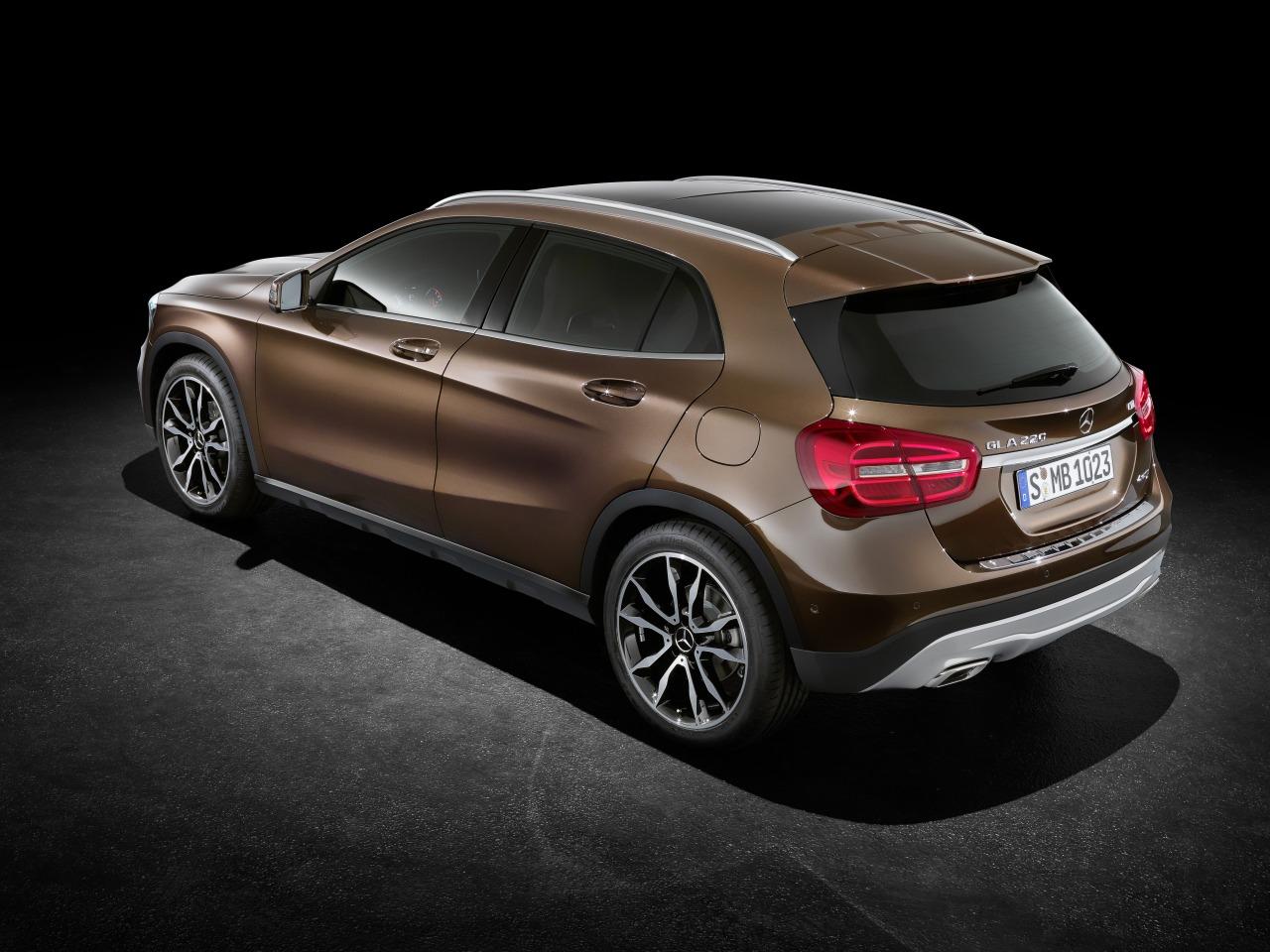 Nuevo Mercedes Clase GLA: precios y rivales - Noticias ...