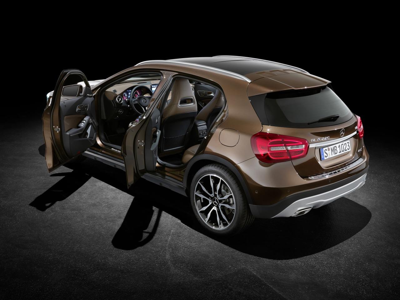 Mercedes GLA 2014 10