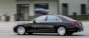 Mercedes S500 Plug-in hybrid 2013 02