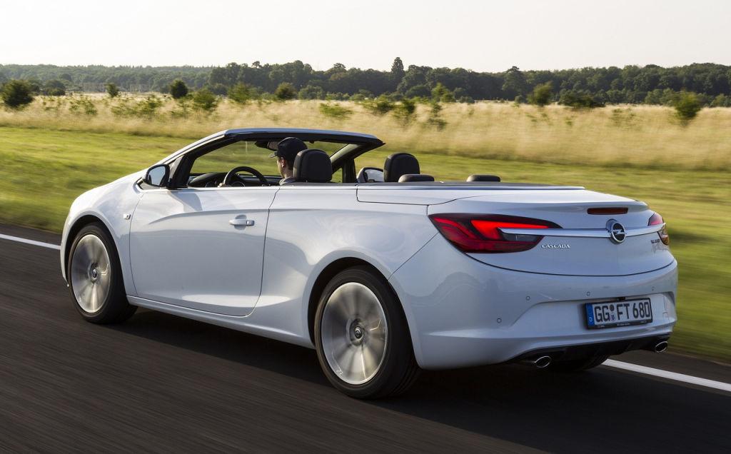 Opel Cabrio 200 CV