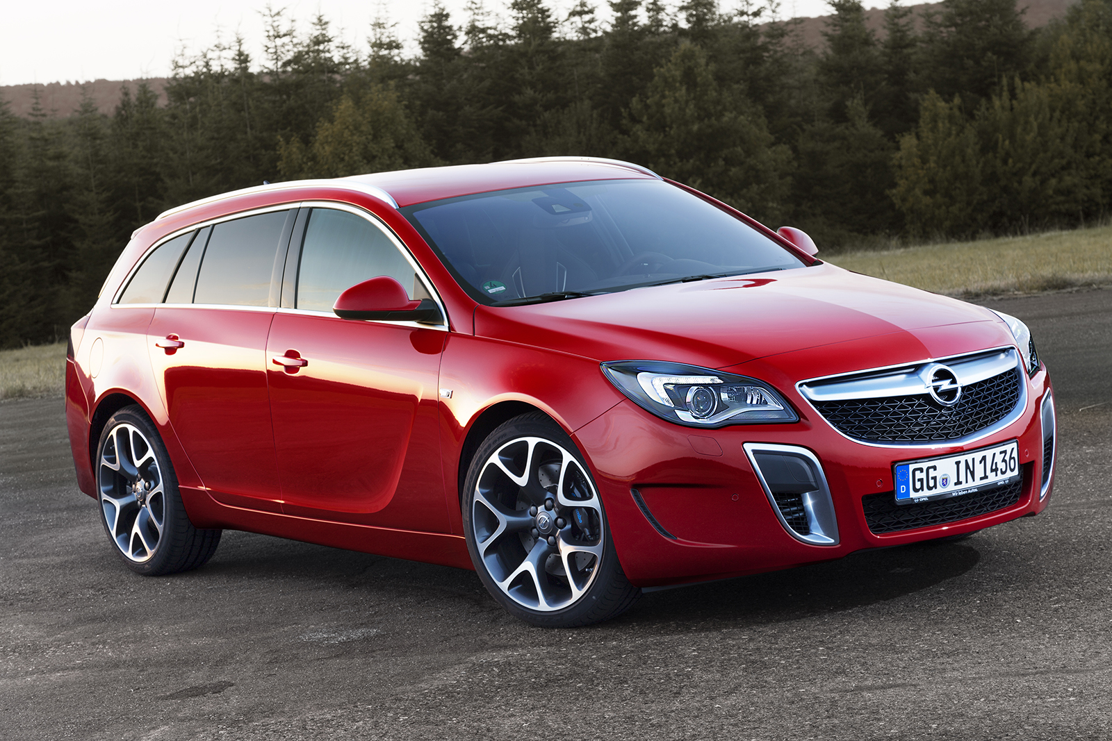 Opel Insignia OPC 2013 01