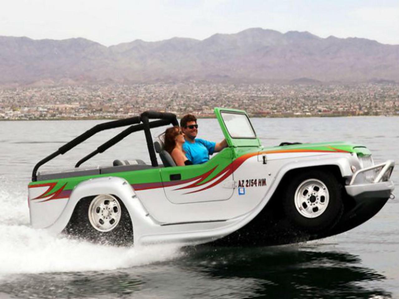Panther water car 5