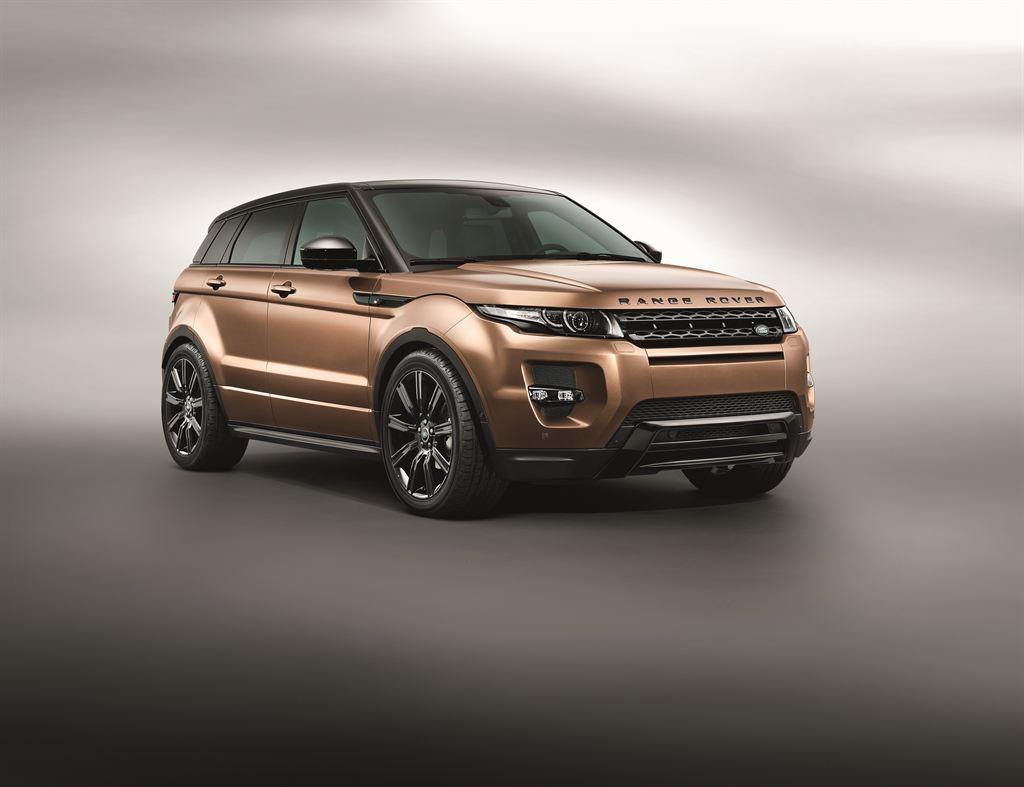 Range Rover Evoque 2014 1