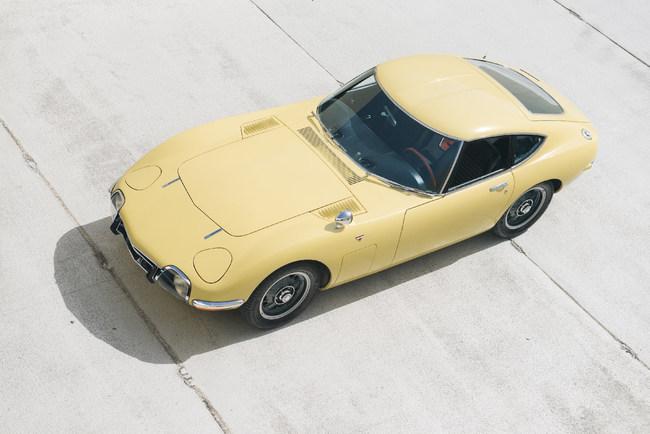 Toyota 2000GT 1968 33