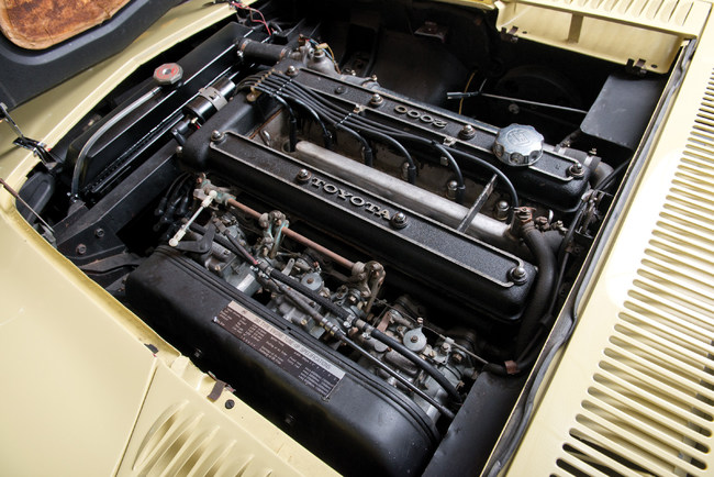 Toyota 2000GT 1968 37