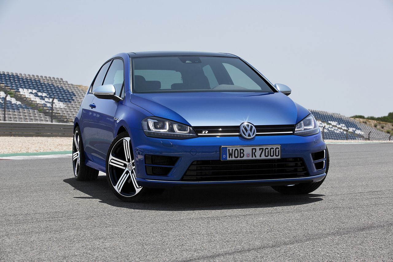 Volkswagen Golf R 2014 01