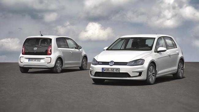 Volkswagen eGolf 2013 eUp 2013 02
