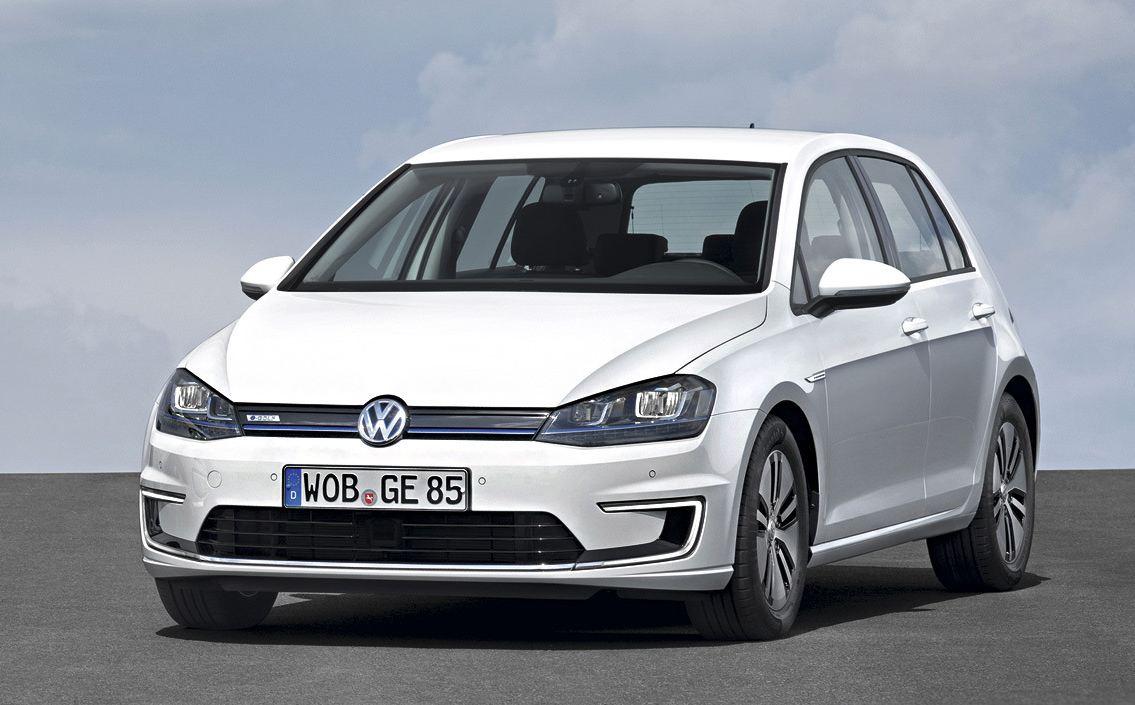Volkswagen eGolf 2013