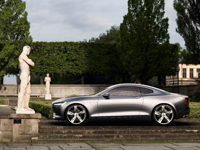 Volvo Concept Coupe 2013 21