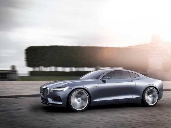 Volvo Concept Coupe 2013 3